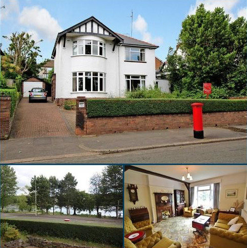 4 bedroom detached house for sale - Lake Road West, Roath Park, Cardiff