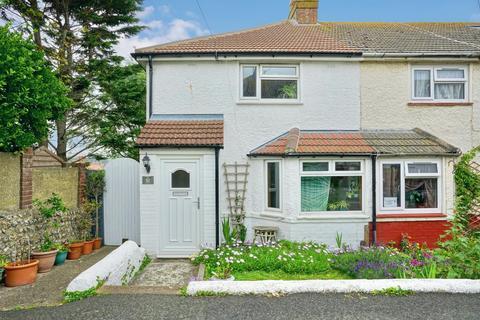 2 bedroom end of terrace house for sale - Park Crescent Rottingdean, BN2 7HN