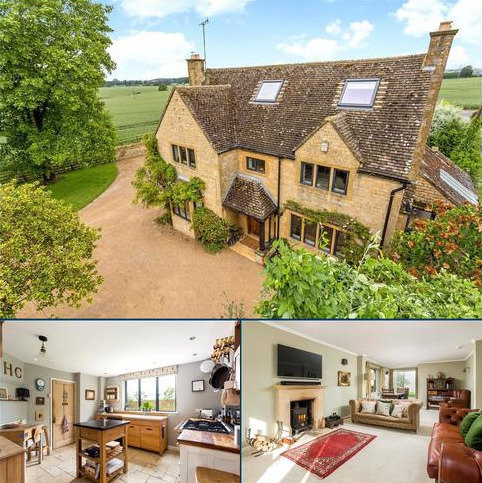 5 bedroom detached house for sale - Broad Campden, Chipping Campden, Gloucestershire, GL55