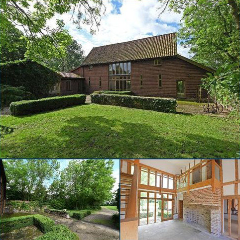 4 bedroom detached house for sale - Badwell Green, Badwell Ash, Bury St. Edmunds, Suffolk, IP31