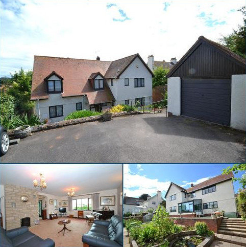 3 bedroom detached house for sale - Northfield Road, Minehead