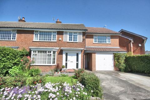 4 bedroom semi-detached house for sale - Balmoral Drive,  Poynton, SK12