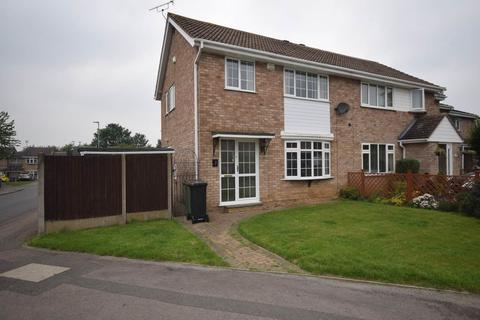 3 bedroom semi-detached house to rent - Shipton Close, Wigston, Leicester