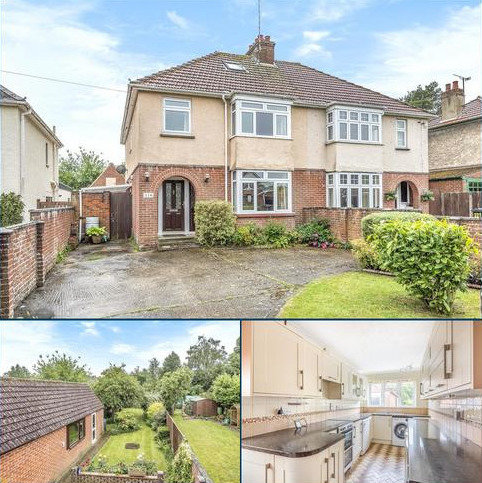 4 bedroom semi-detached house for sale - Old Worting Road, Basingstoke, Hampshire, RG22