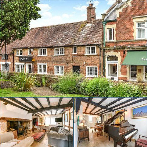 3 bedroom terraced house for sale - St Peters Road, Petersfield, Hampshire, GU32