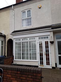 2 bedroom terraced house for sale - BURLINGTON ROAD, SMALL HEATH, BIRMINGHAM B10