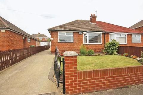 2 bedroom semi-detached bungalow for sale - BRAEMAR ROAD, CLEETHORPES