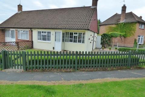 1 bedroom semi-detached bungalow for sale - FETCHAM
