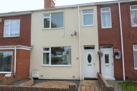 3 bedroom terraced house for sale - Alexandra Road, Ashington, Three Bedroom Terraced House