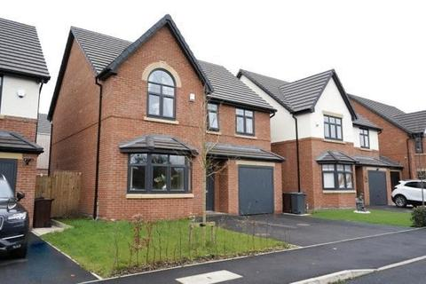 4 bedroom detached house for sale - Church Road, Roby