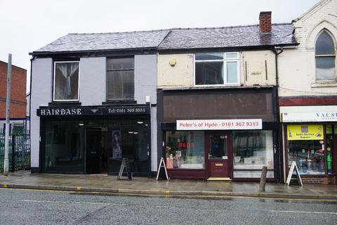Shop for sale - Market Street, Hyde, SK14