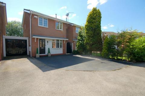 2 bedroom detached house for sale - Broadleigh Way, Crewe