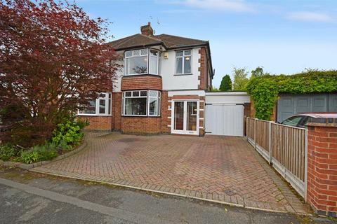 4 bedroom semi-detached house for sale - Frankton Avenue, Styvechale, Coventry