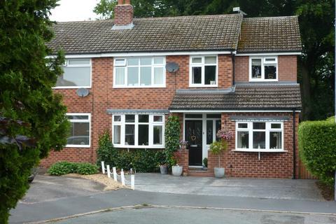 4 bedroom semi-detached house for sale - Braemar Close Wistaston