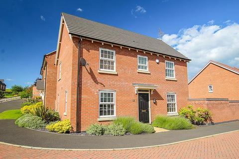 3 bedroom detached house for sale - Widdington Close, Arnold, Nottingham