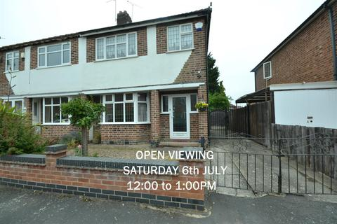 3 bedroom semi-detached house for sale - Roehampton Drive, Leicester