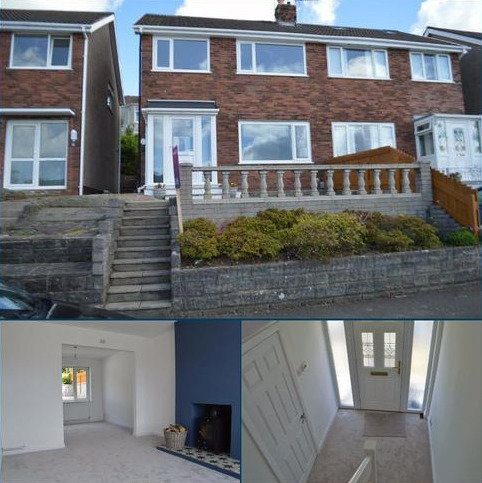 3 bedroom semi-detached house for sale - Brynmead Close, Swansea, SA2