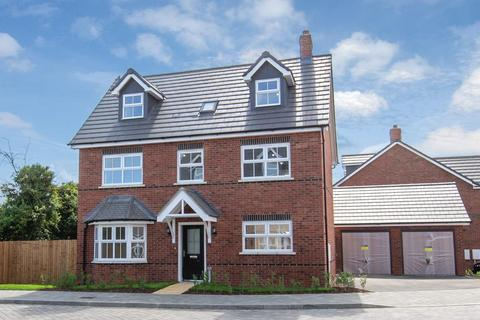 5 bedroom detached house for sale - Plot 19, The Larch, The Orchards