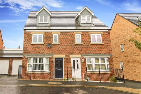 3 bedroom semi-detached house for sale - Wyedale Way, Walkergate, Tyne And Wear