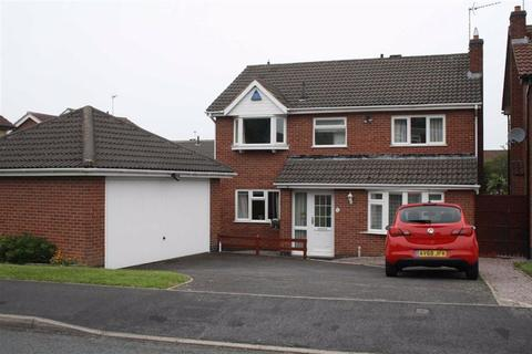 4 bedroom detached house for sale - Somerset Drive, Glenfield