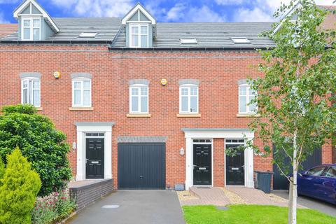 3 bedroom terraced house for sale - George Dixon Road, Edgbaston, Birmingham, B17