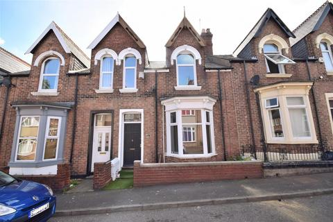 4 bedroom terraced house for sale - Carlyon Street, Ashbrooke, Sunderland