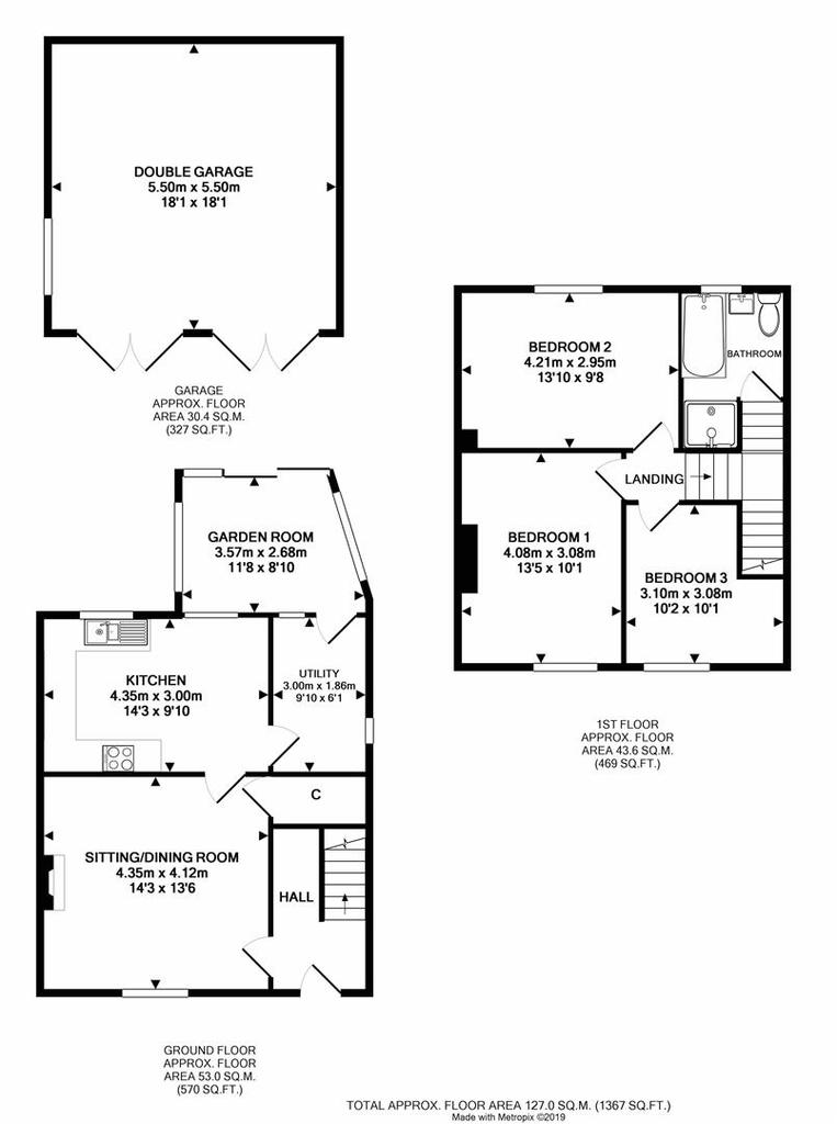 Floorplan: 8 North Villas Cotfordst Luke print.JPG