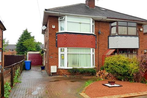 3 bedroom semi-detached house for sale - Stenson Avenue, Sunnyhill, Derby