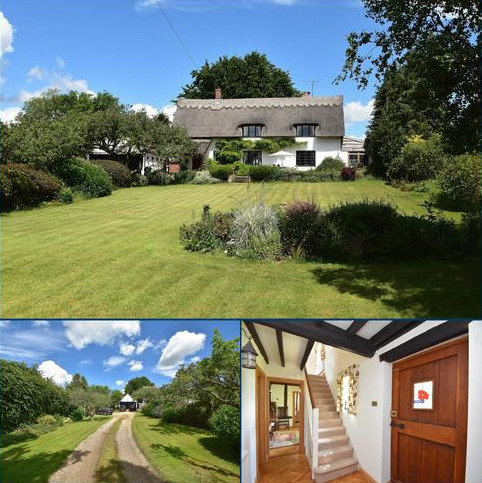 3 bedroom detached house for sale - Hall Lane, Witnesham, Ipswich, Suffolk IP6 9HN
