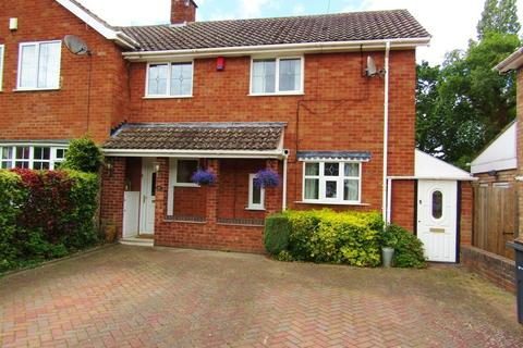 3 bedroom semi-detached house for sale - Stephens Road, Walmley