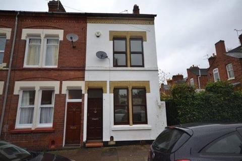 2 bedroom terraced house to rent - Cecilia Road, Clarendon Park, Leicester, LE2 1TA