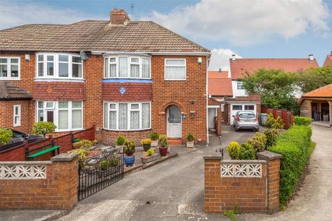 3 bedroom semi-detached house for sale - Malham Grove, York, YO31