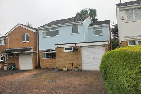 4 bedroom detached house for sale - Crediton Close, Wigston, Leicester