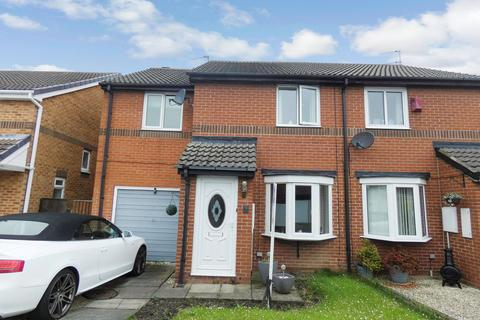 3 bedroom semi-detached house for sale - Ryedale Close, Ashington, Northumberland, NE63 8LG