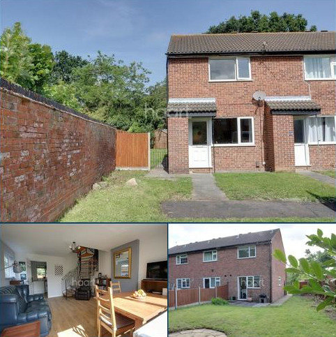 2 bedroom end of terrace house for sale - Winterburn Way, Loughborough