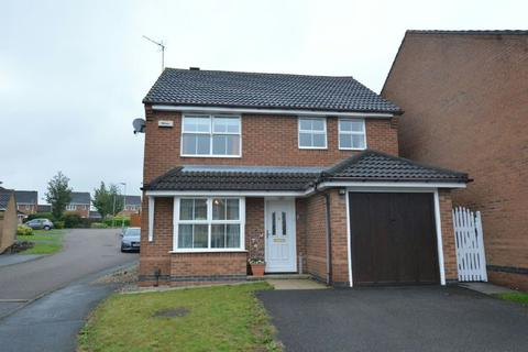 3 bedroom detached house for sale - Isobella Road, Thorpe Astley, Leicester