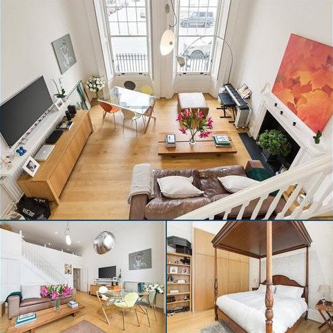 1 bedroom flat for sale - Elvaston Place, London, SW7