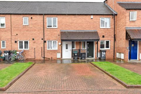2 bedroom terraced house for sale - Brailsford Crescent, York, YO30