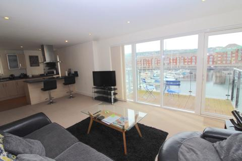 2 bedroom apartment to rent - Meridian Wharf, Maritime Quarter, Swansea