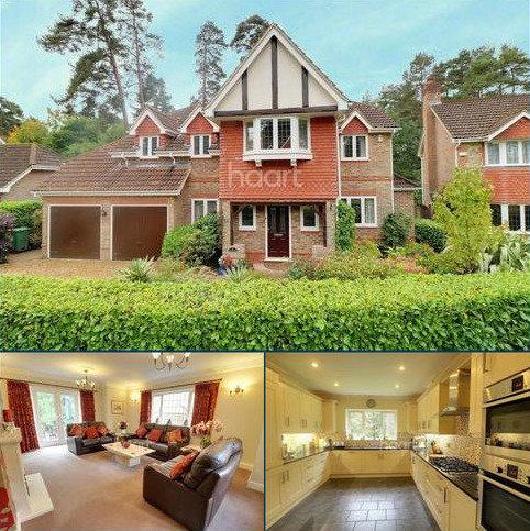 5 bedroom detached house for sale - Stonedene Close, Headley Down, Hampshire