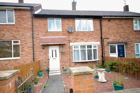 3 bedroom terraced house for sale - Aln Crescent, Gosforth