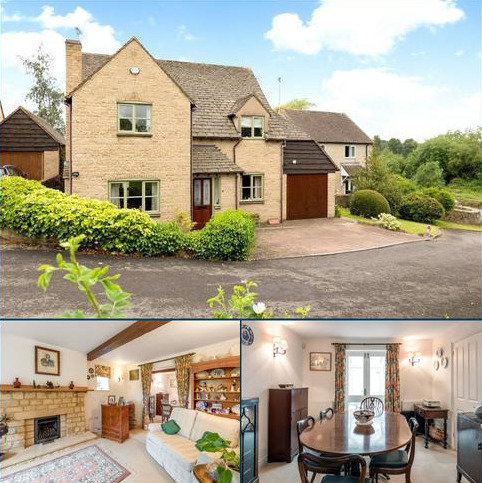 4 bedroom detached house for sale - Rosehill Court, Bowling Green Lane, Cirencester, Gloucestershire, GL7