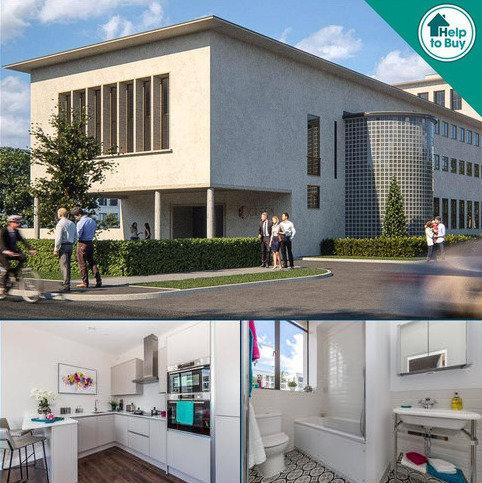 1 bedroom flat for sale - Broadwater Rd, Welwyn Garden City, Herts