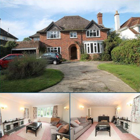 5 bedroom detached house to rent - Rookes Lane, Lymington SO41