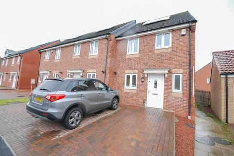 3 bedroom terraced house for sale - Brookville Crescent, Slatyford