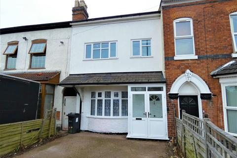 4 bedroom terraced house for sale - Shirley Road, Acocks Green, Birmingham