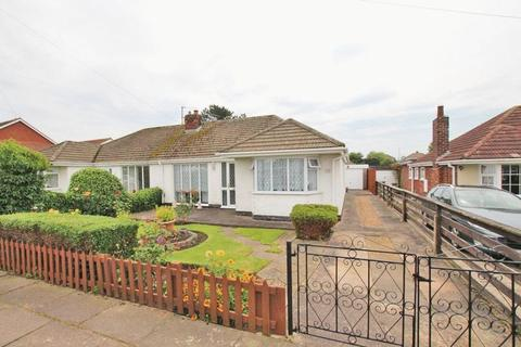 3 bedroom semi-detached bungalow for sale - MIDFIELD ROAD, HUMBERSTON
