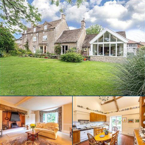 5 bedroom semi-detached house for sale - The Street, Acton Turville, Badminton, Gloucestershire, GL9