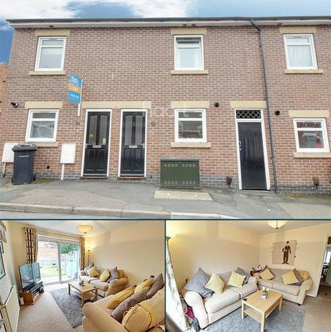 3 bedroom terraced house for sale - Cecil Street, Derby
