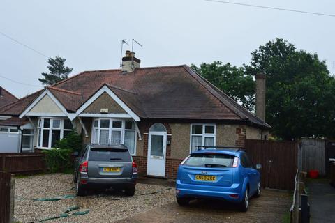 2 bedroom semi-detached bungalow to rent - Northampton Lane South, Moulton, Northampton NN3 7RL